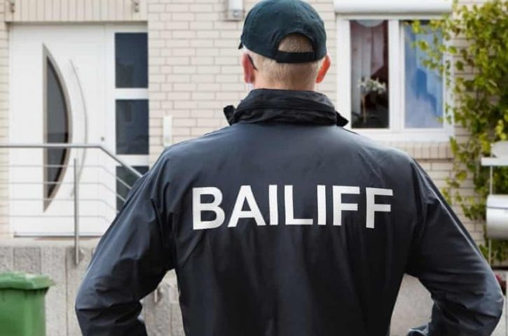 A Guide to Bailiff Rights